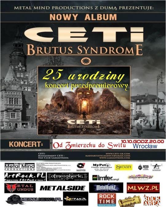 plakat Wrocław CETI 10.10 nowy M-ART